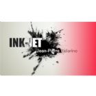 InkJet Red Gimmick and Online Instructions by JeanPier Vallarino